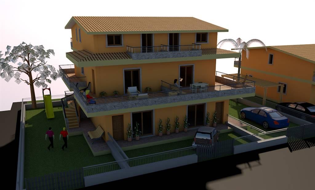 Soluzione Indipendente in vendita a Rose, 4 locali, zona Località: PETRARO, prezzo € 165.000   CambioCasa.it