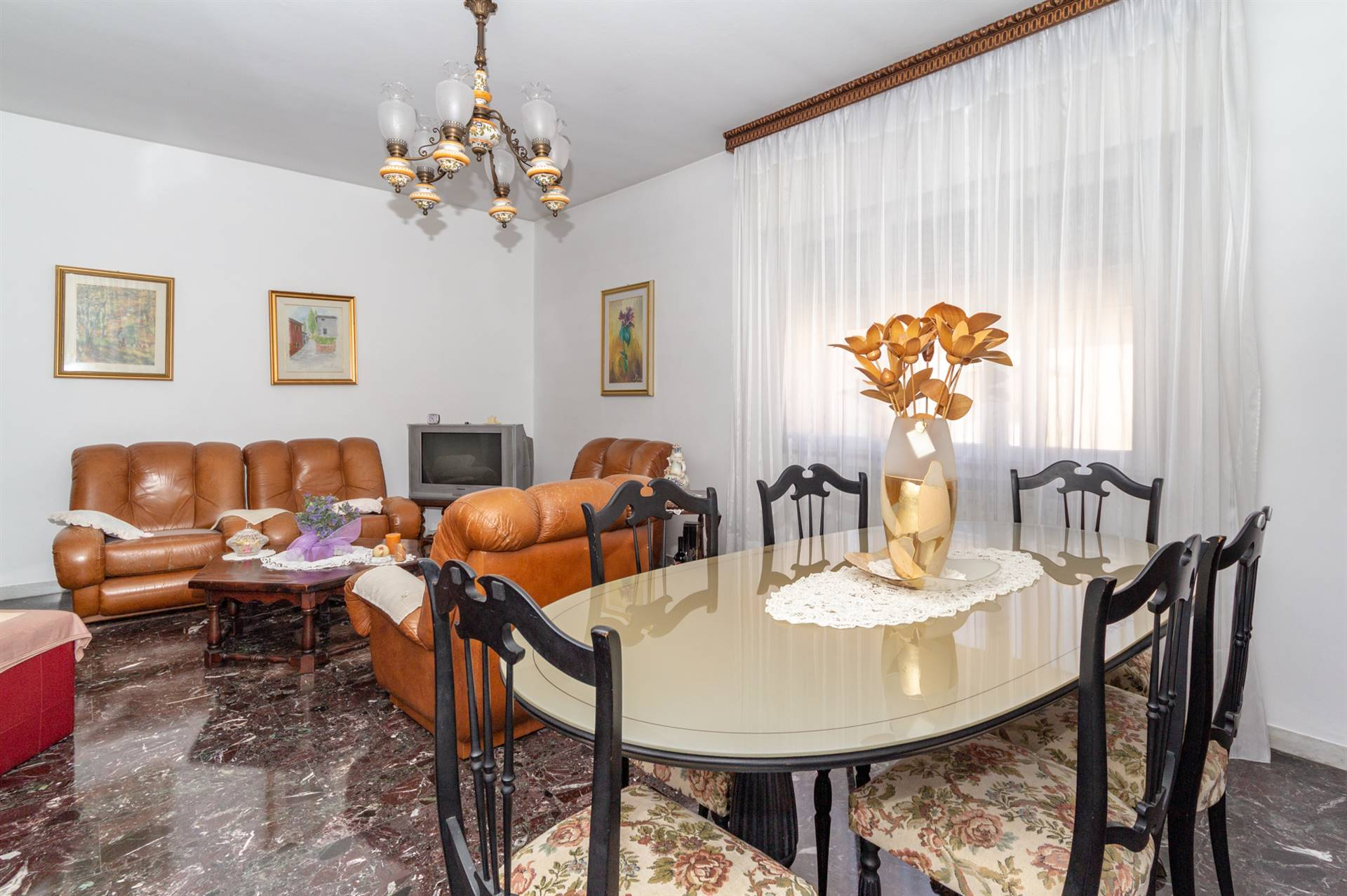 MESTRE, VENEZIA, Apartment for sale of 140 Sq. mt., Excellent Condition, Heating Centralized, Energetic class: G, placed at 4° on 4, composed by: 6.5