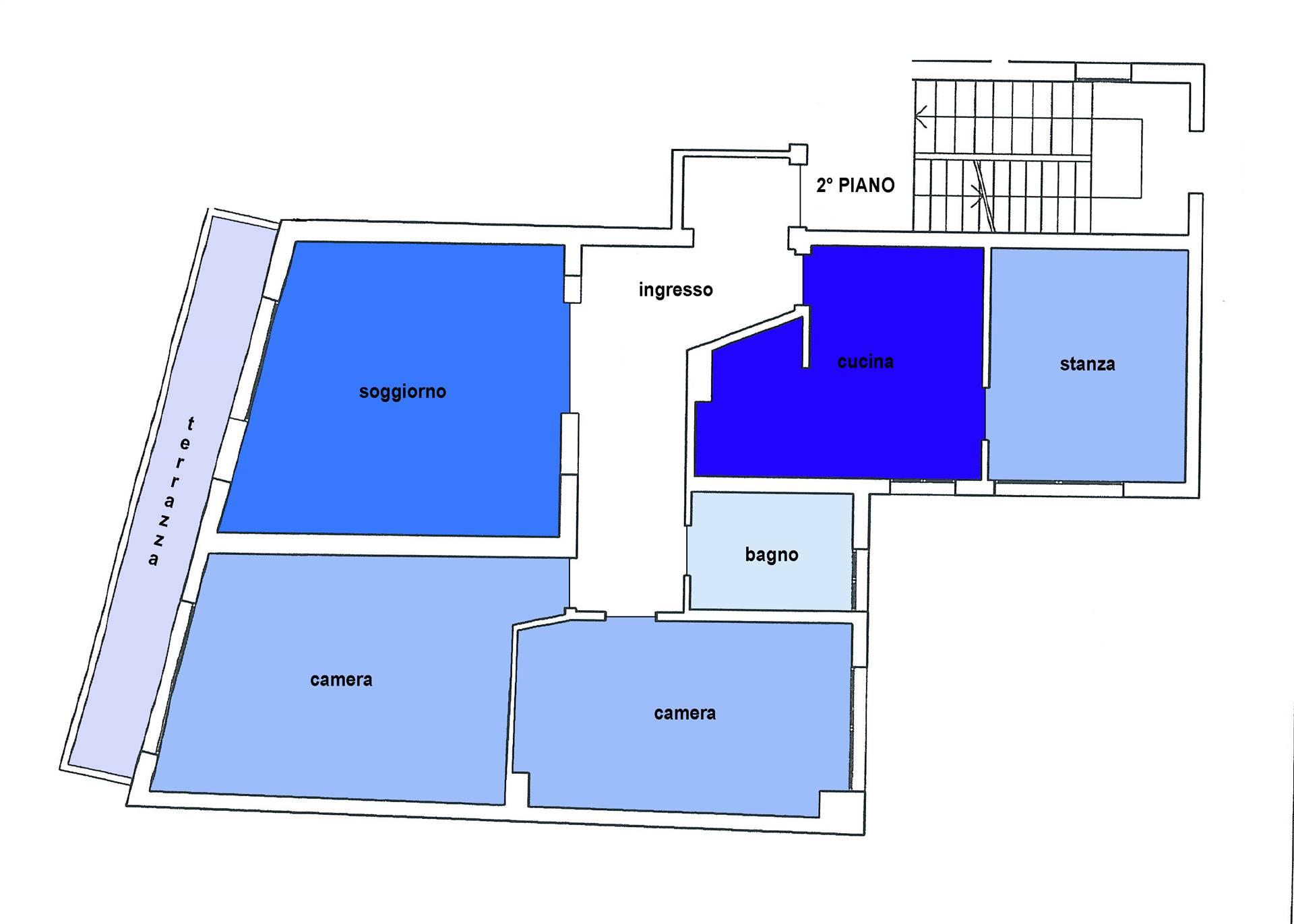Mestre centro via Verdi comodo a tutti i servizi a due passi da piazza Ferretto, proponiamo appartamento di ampie dimensioni (105 mq calpestabili)