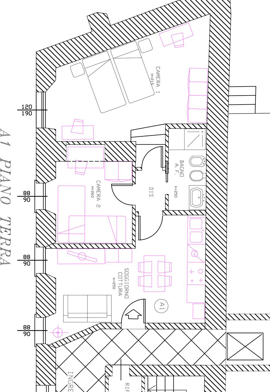 TRIESTE APPARTAMENTI IN SCALA SANTA N. 40 Si tratta di piccola palazzina ristrutturata, gli appartamenti sono nuovi e completamente arredati, pronti