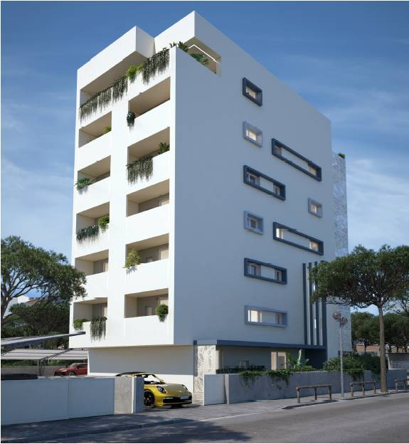 LIDO DI JESOLO, JESOLO, New construction for sale of 120 Sq. mt., New construction, Heating Individual heating system, Energetic class: A+, placed at