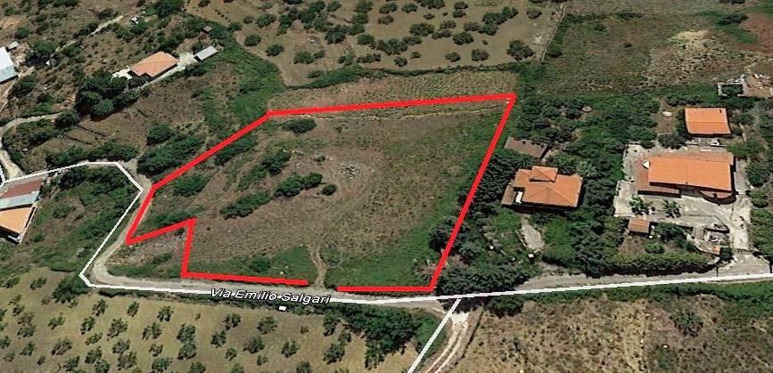 Terreno Agricolo in vendita a Borgetto, 9999 locali, prezzo € 120.000   CambioCasa.it