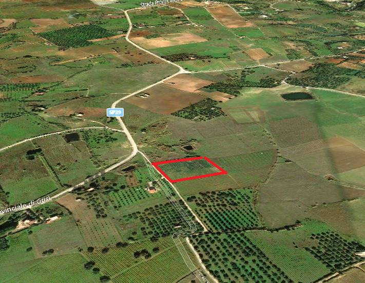 PARTINICO, Farming plot of land for sale of 8000 Sq. mt., Energetic class: Not subject, composed by: , Price: € 31,000