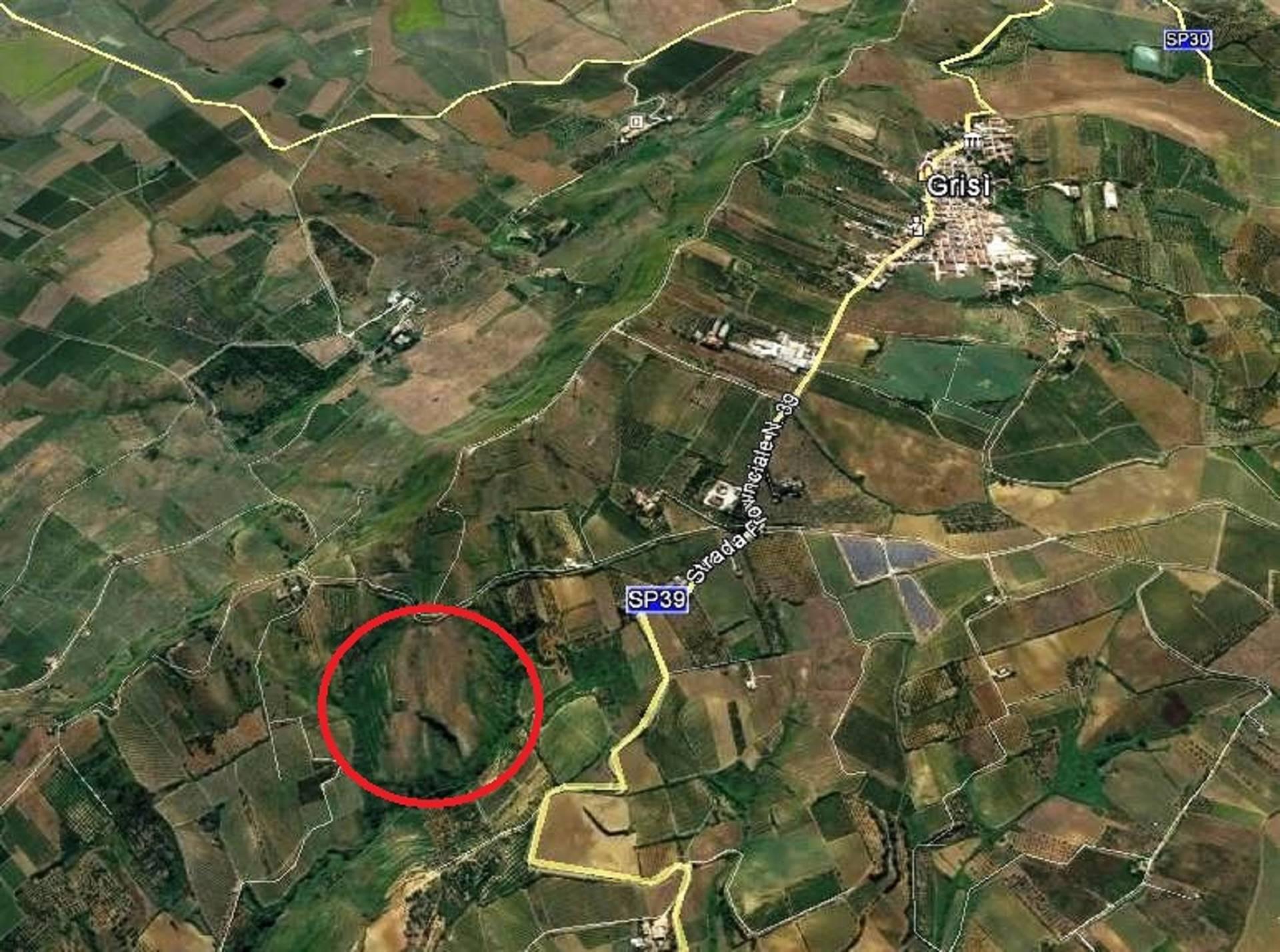 Terreno Agricolo in vendita a Partinico, 9999 locali, prezzo € 70.000 | CambioCasa.it