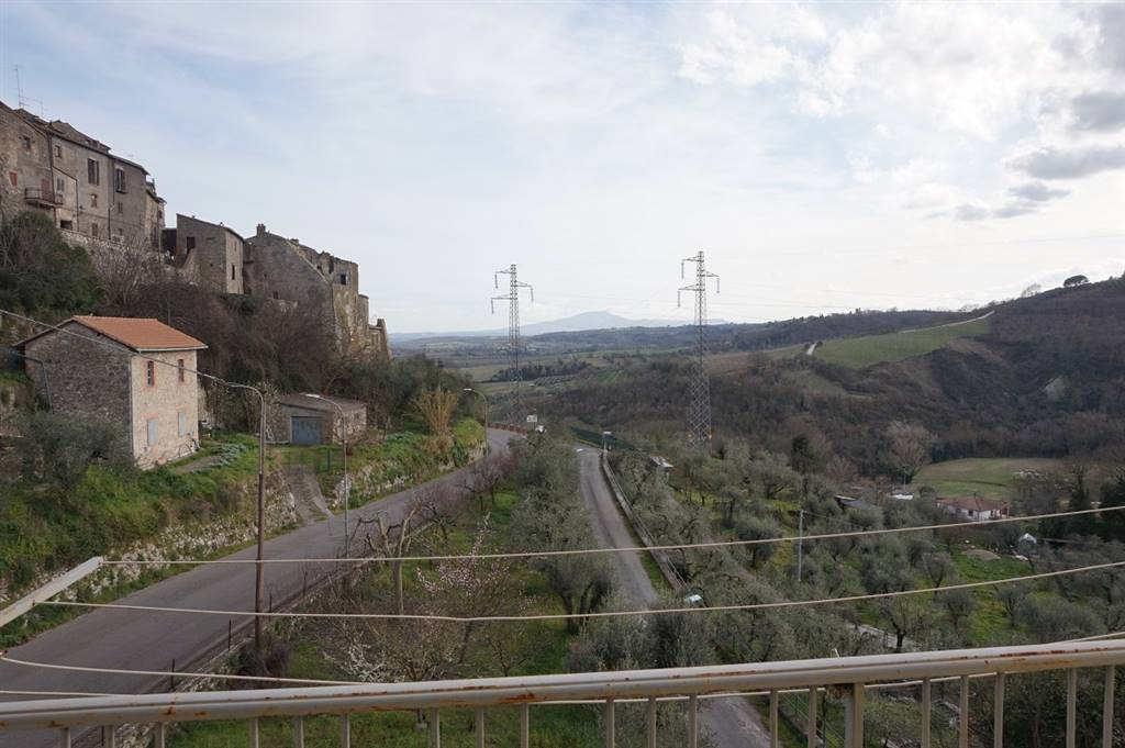 Vista su valle