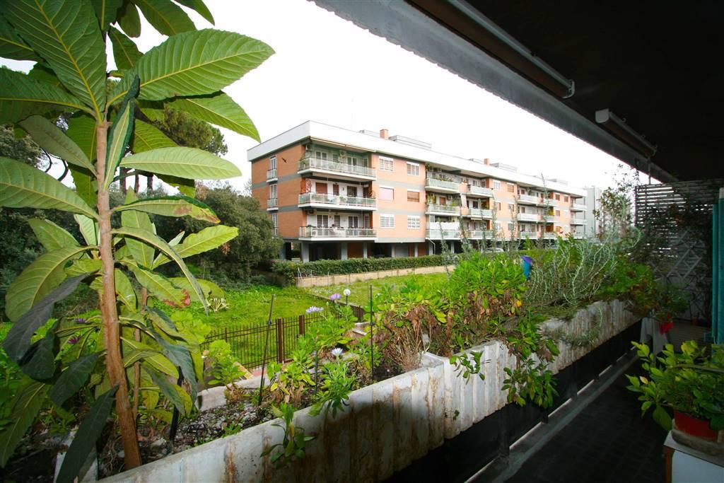 Vista dal balcone interno