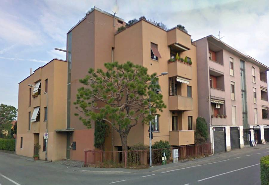 Trilocale in Via Grandi 31, Biassono