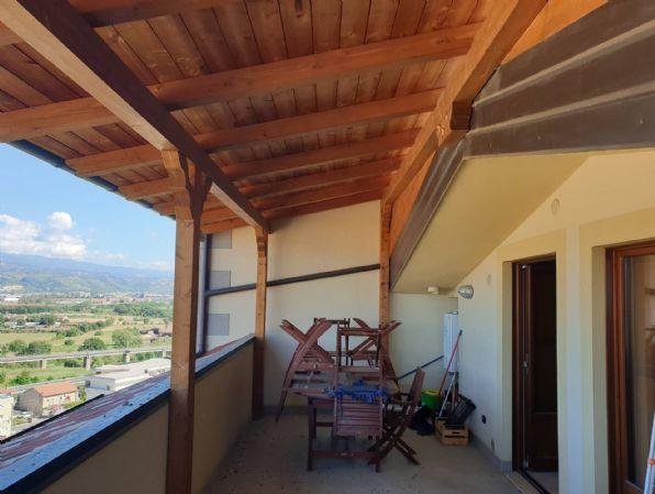 SETTIMO, MONTALTO UFFUGO, Wohnung zu verkaufen von 70 Qm, Beste ausstattung, Heizung Unabhaengig, Energie-klasse: Nicht unterstellt, am boden 4° auf