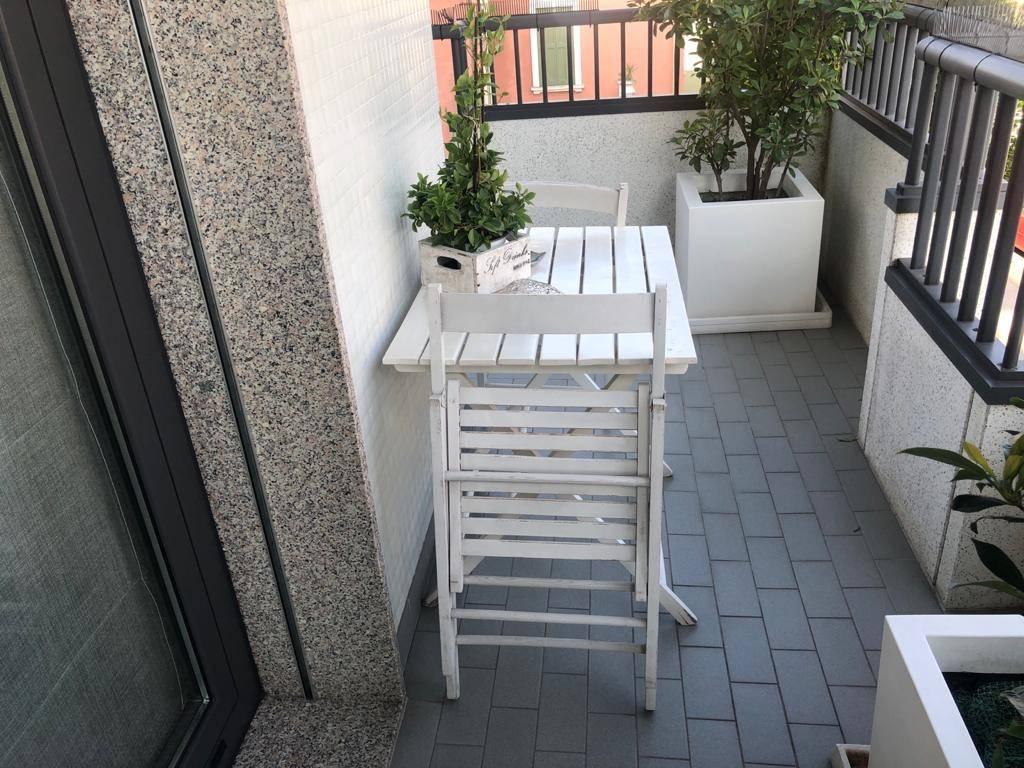 terrazza per colazione affitto Mestre