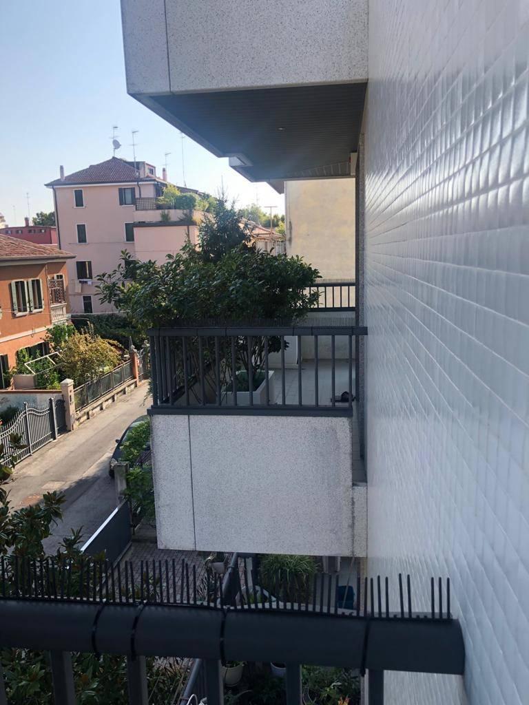 terrazza condominio signorile Mestre centro