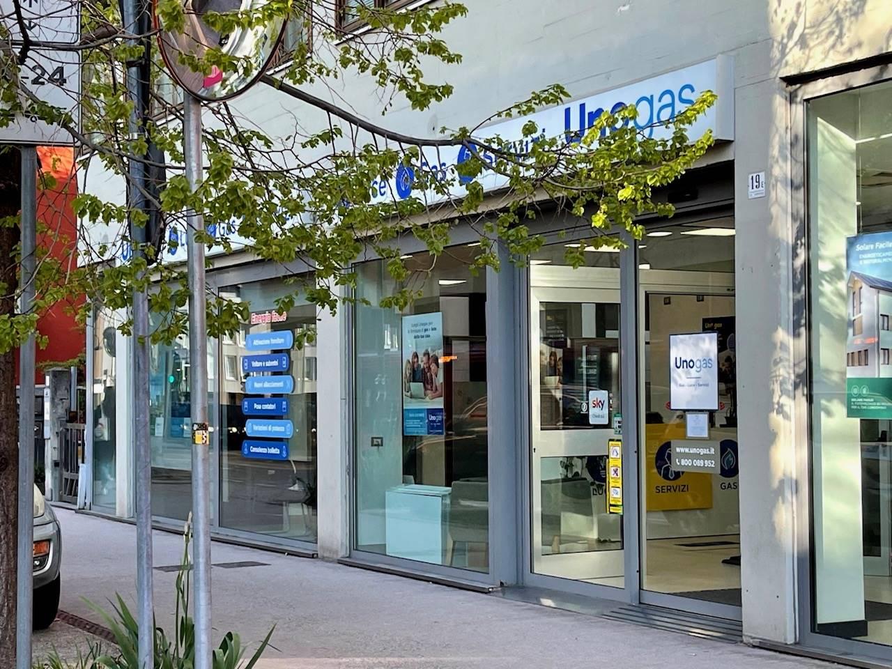 negozio vendita Mestre centro