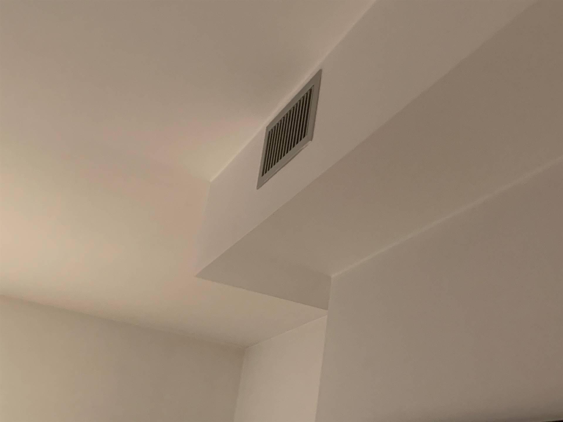 aria calda a zone appartamento Mestre