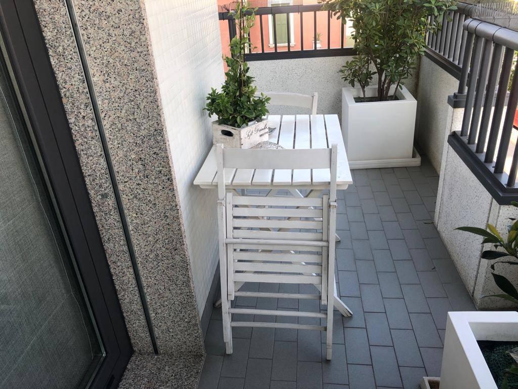 terrazza tranquilla in Mestre appartamento vendita