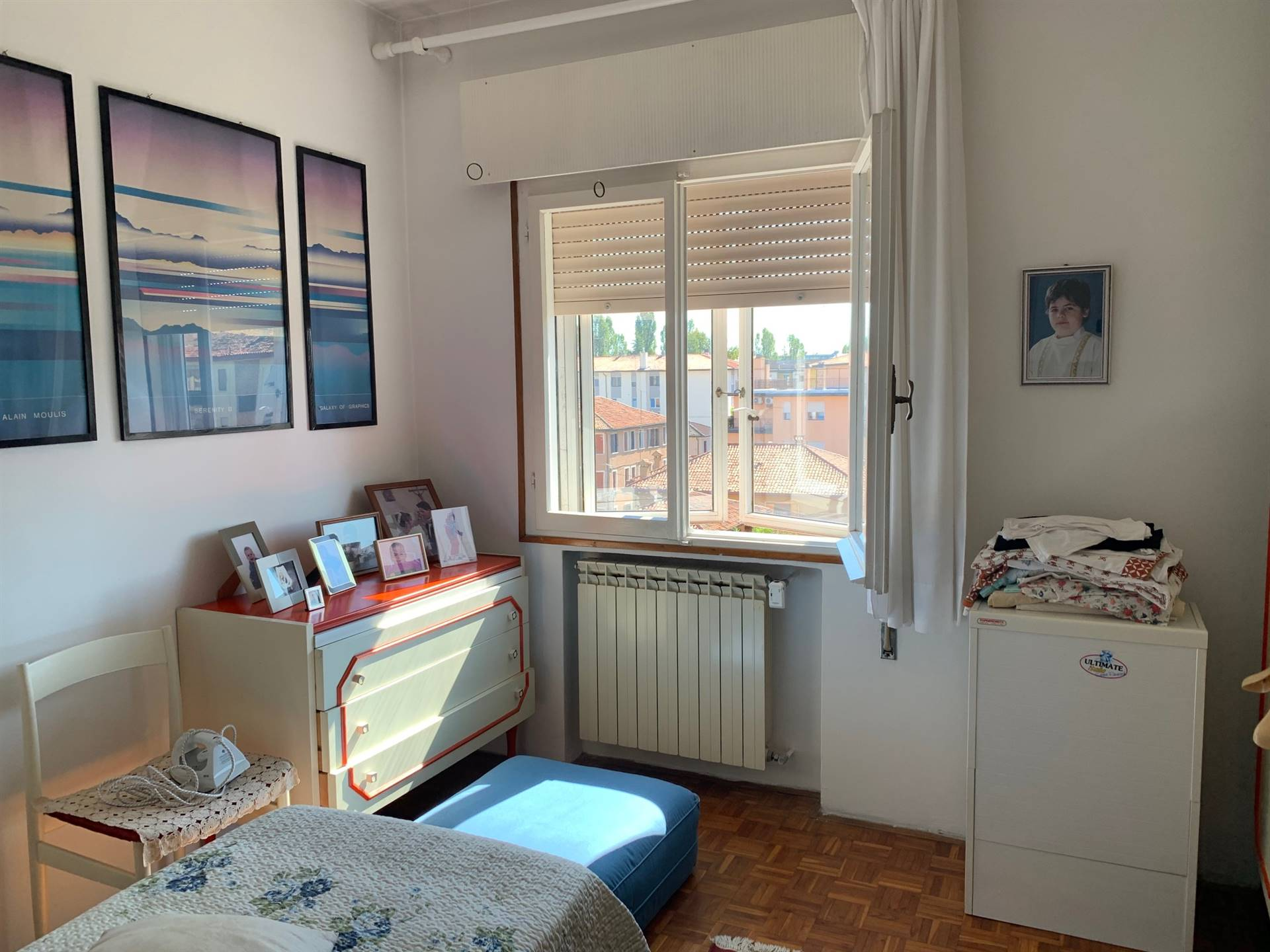 camera appartamento Mestre parco Bissuola