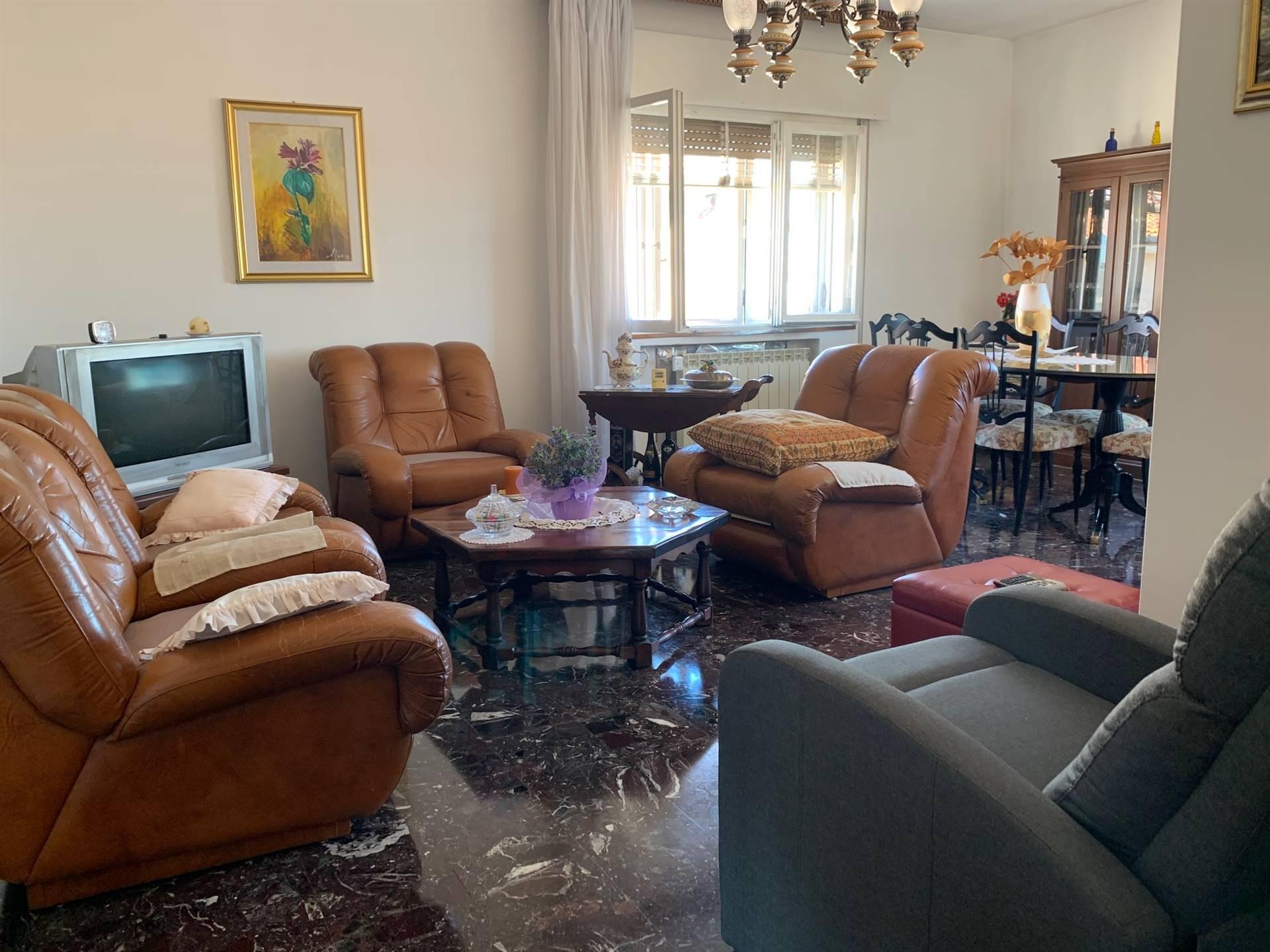 soggiorno  appartamento Mestre Carpenedo