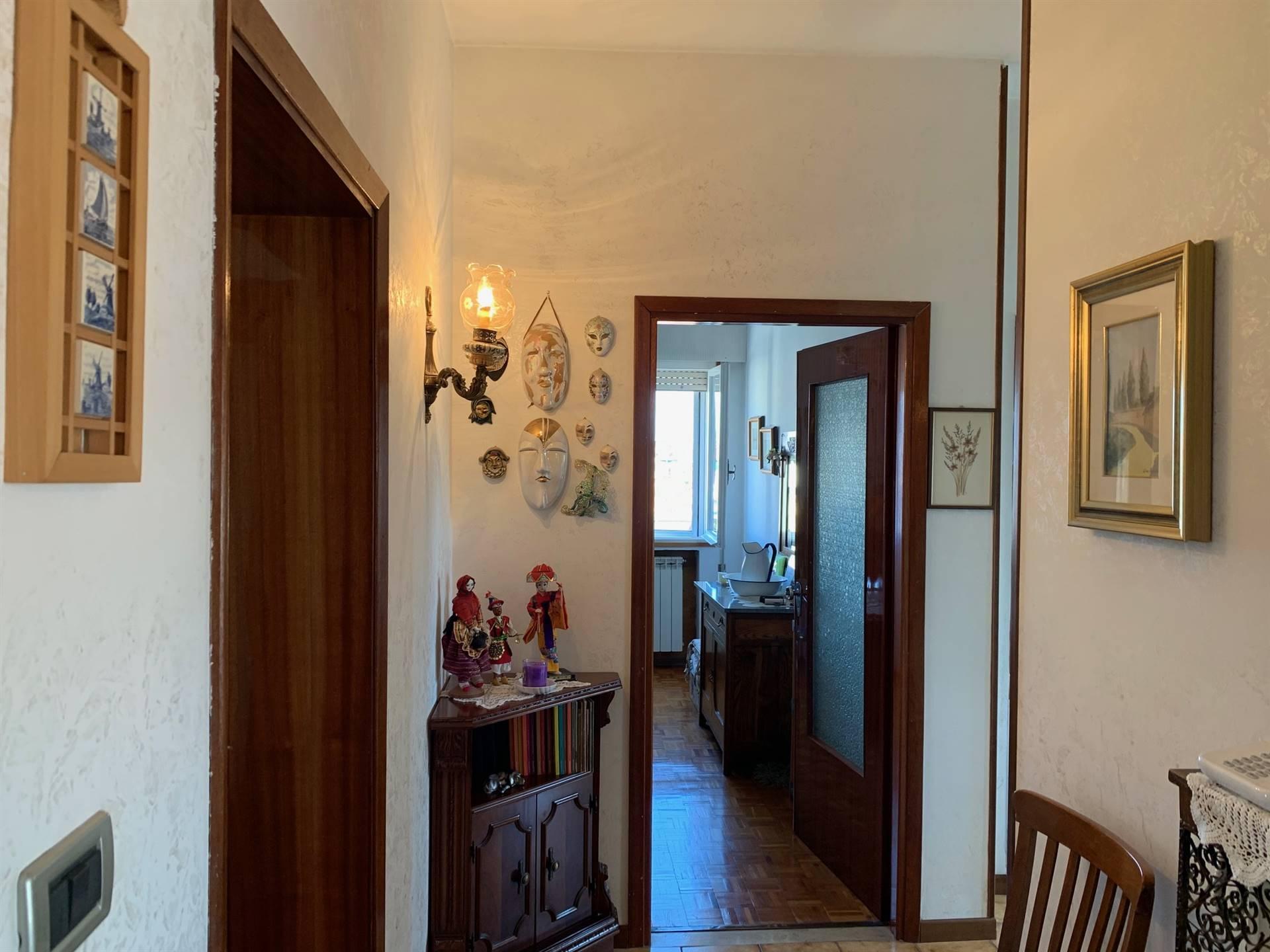 corridoio  appartamento Mestre Carpenedo