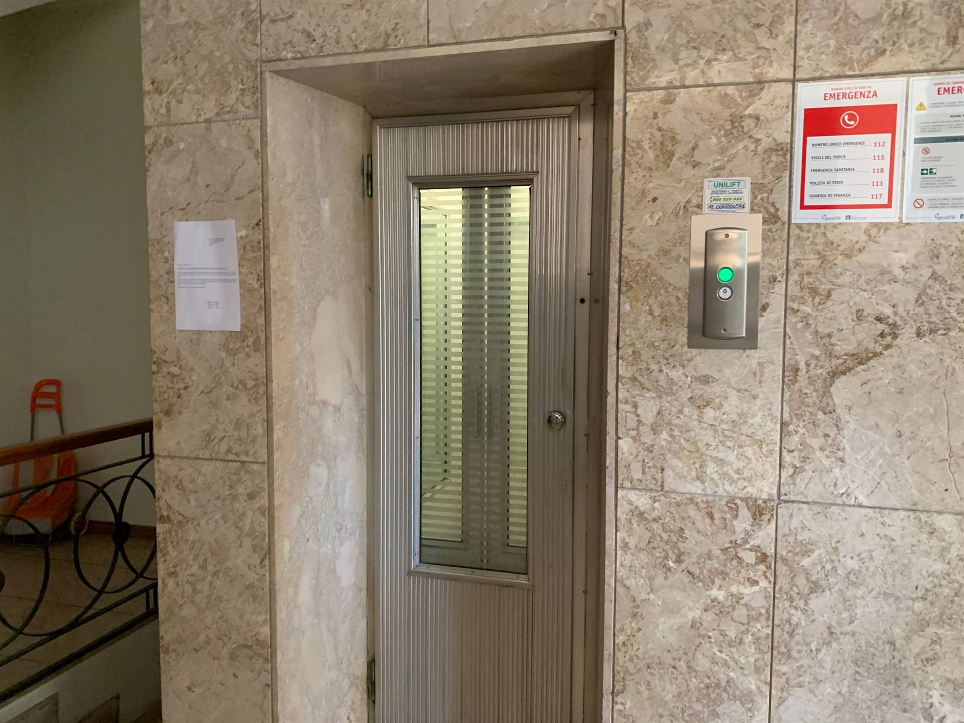 ascensore appartamento  terrazza affitto a Mestre