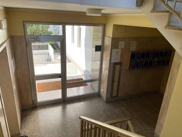 vano scale appartamento Mestre centro
