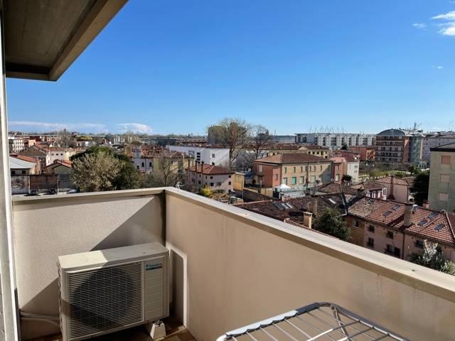 poggiolo appartamento Mestre euro 650