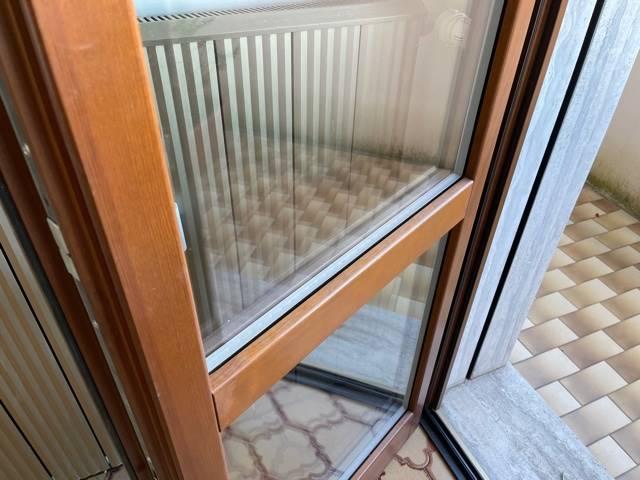 serramenti con vetrocamera appartamento Mestre
