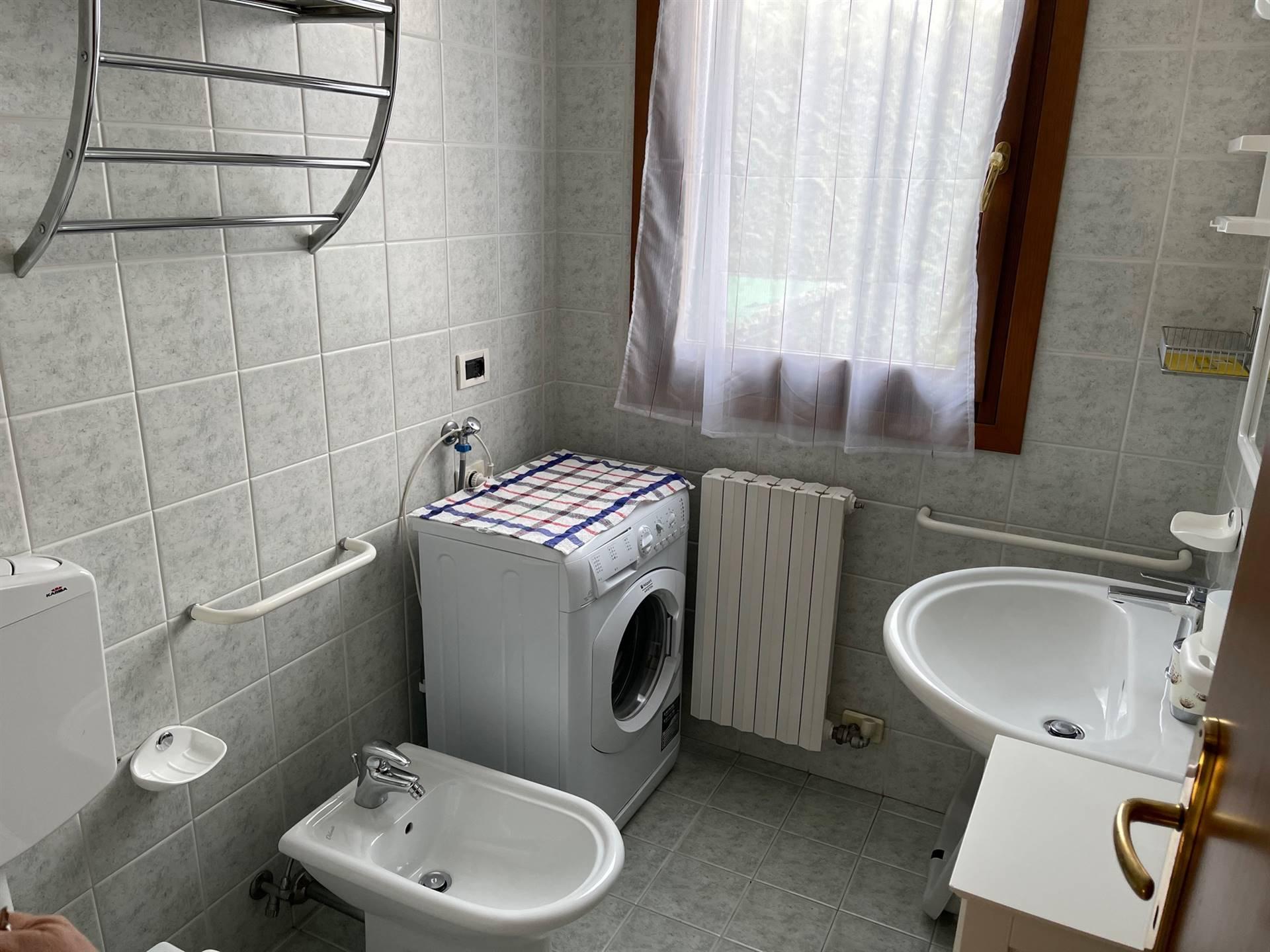 bagno finestrato vendita villetta Cavallino