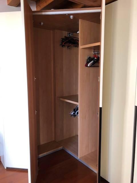 armadio a muro  appartamento in vendita Studio C