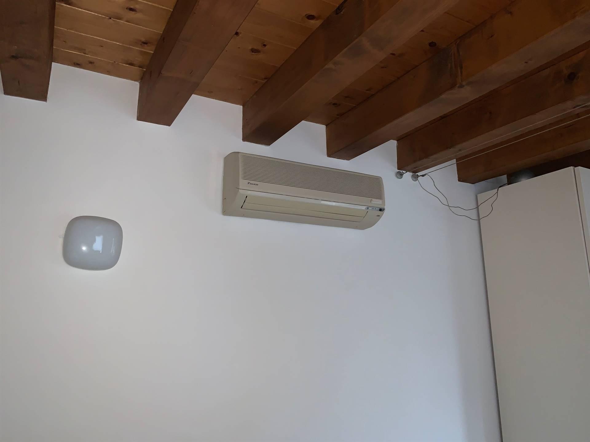 aria condizionata appartamento Mestre centro