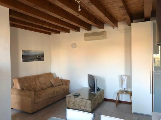luminoso soggiorno appartamento Mestre centro