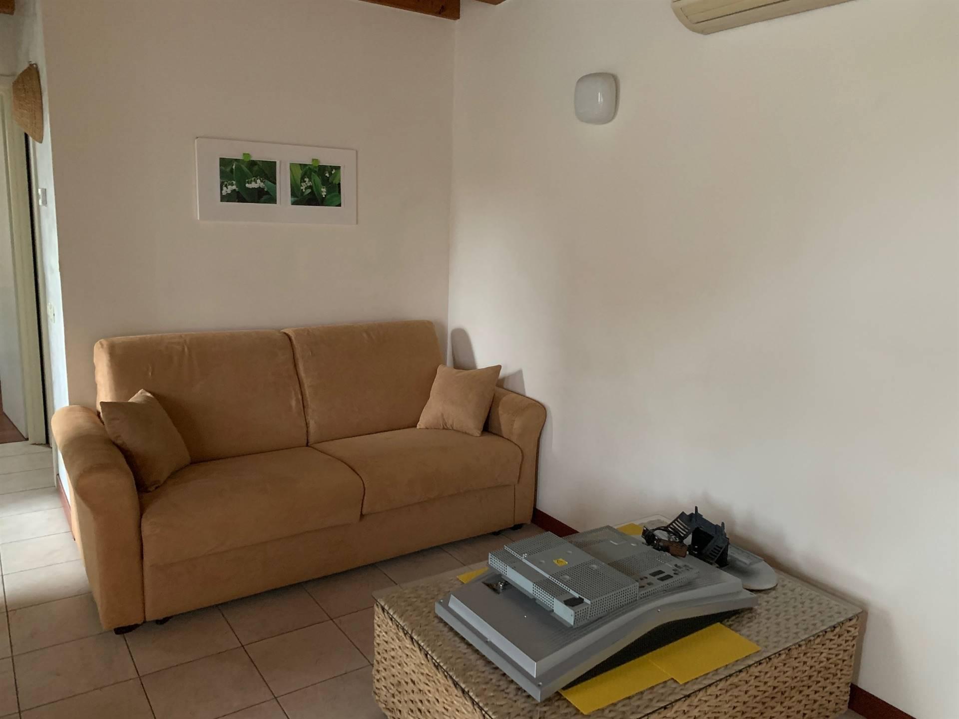 soggiorno appartamento piazza barche Mestre