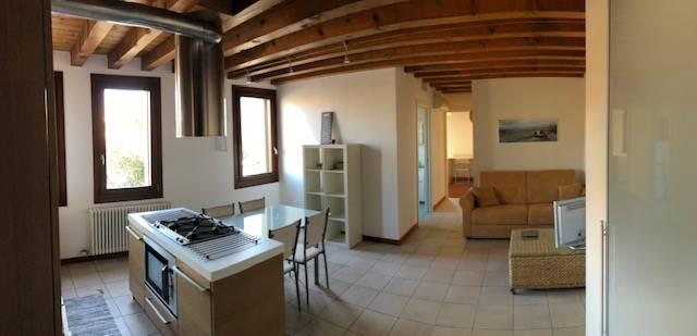 soggiorno appartamento Mestre centro