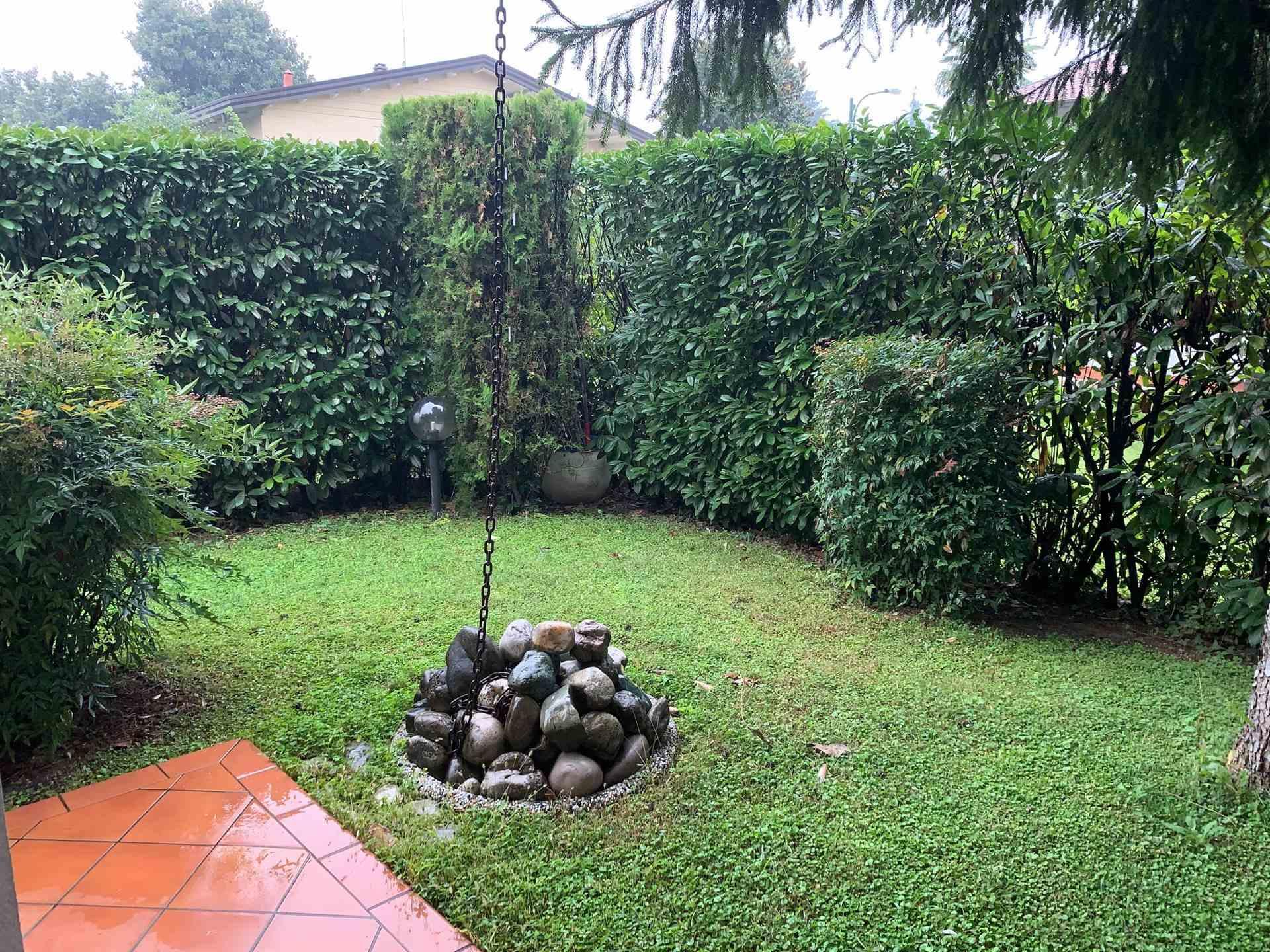 giardino appartamento  arredato affitto Mestre