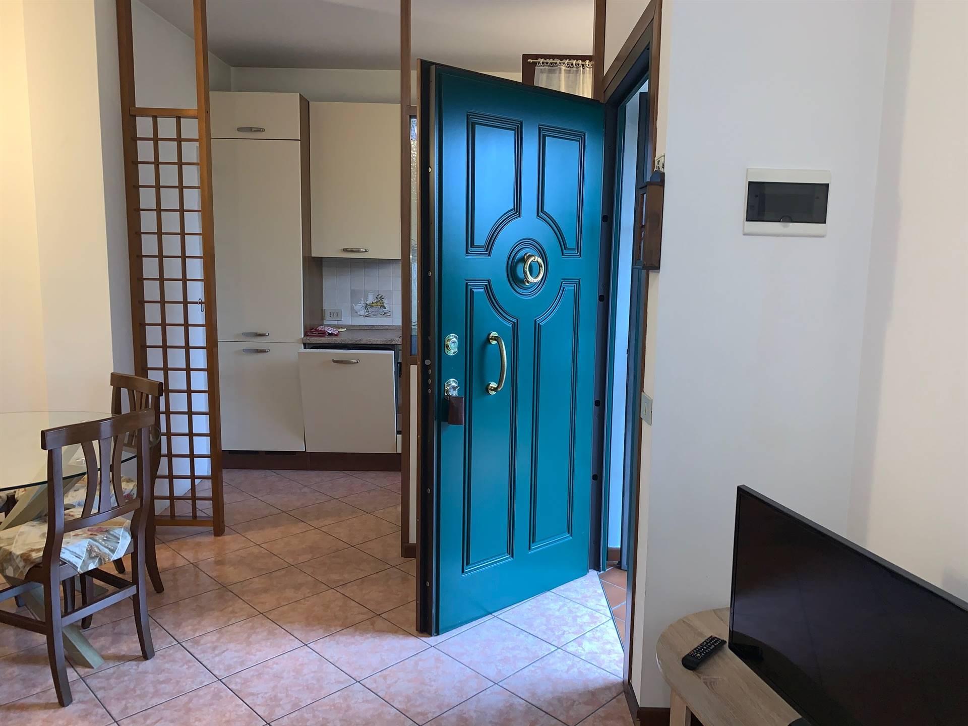 ingresso appartamento arredato Mestre Studio C