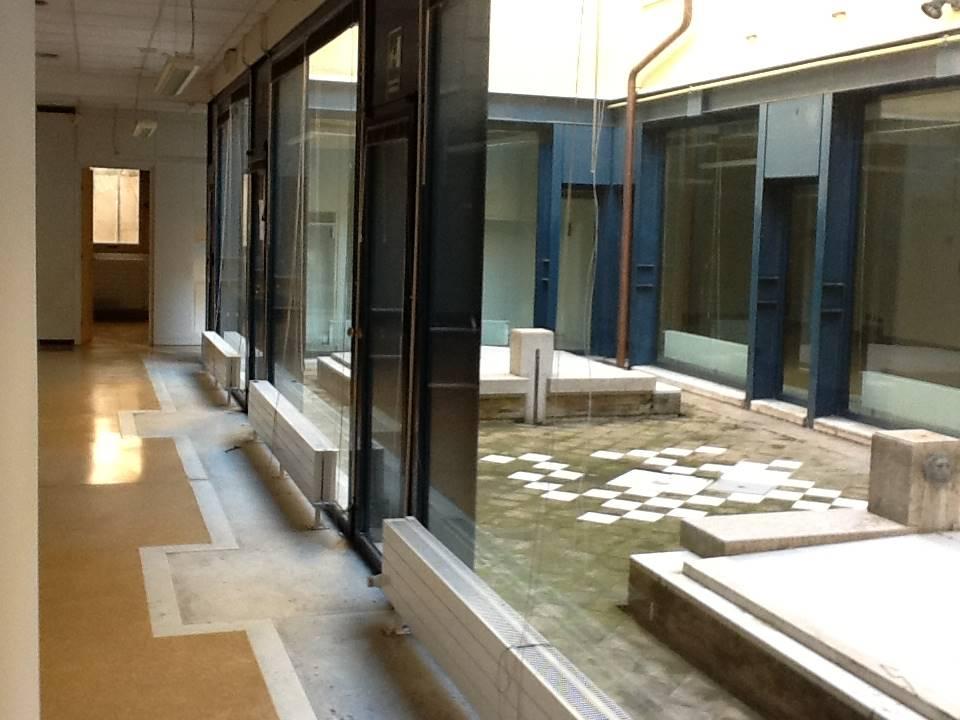 Mestre centro ufficio di 390 mq. Studio C