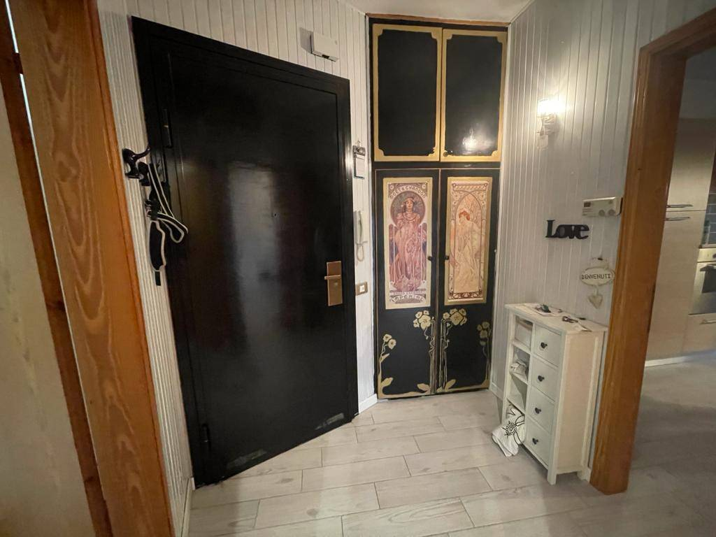 ingresso appartamento affittasi Trivignano