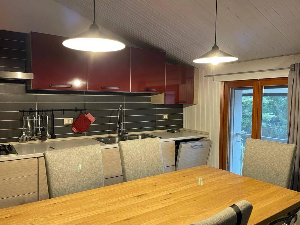 cucina arredata Trivignano affittasi