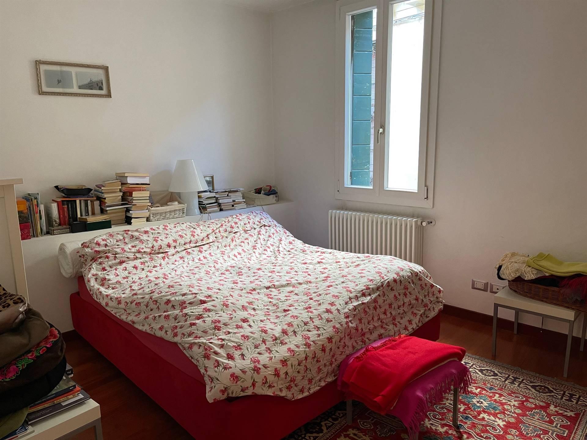 camera appartamento restaurato Venezia