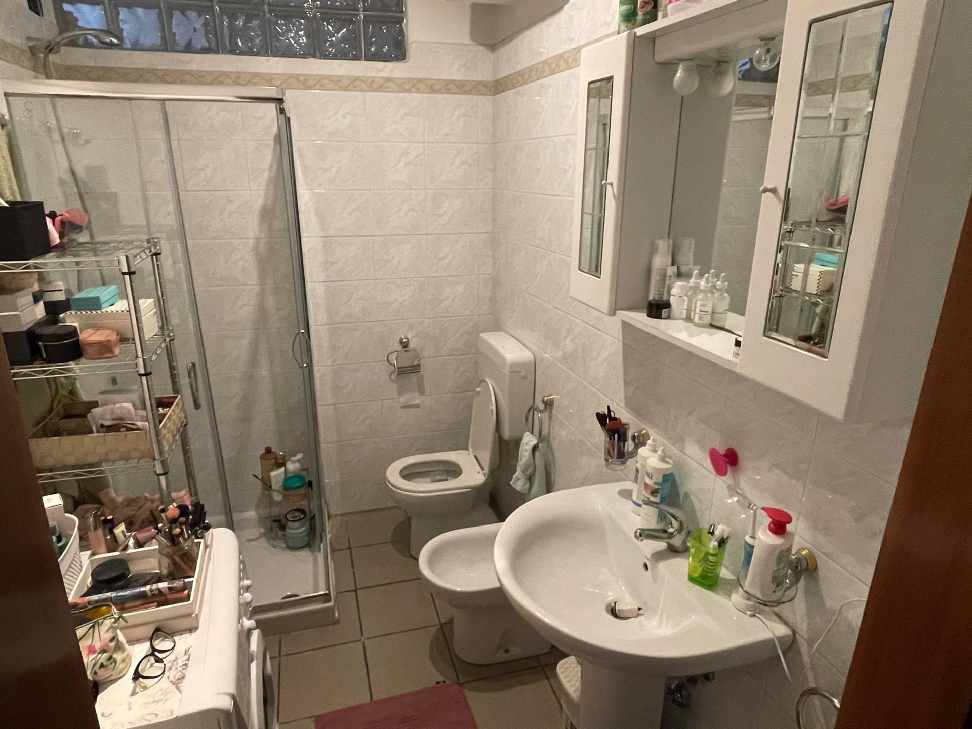 bagno con doccia affittasi Mestre arredato