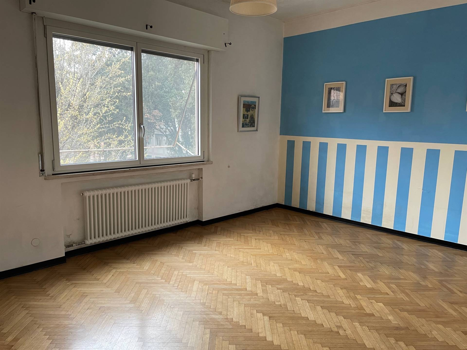 camera matrimoniale affitto appartamento Mestre