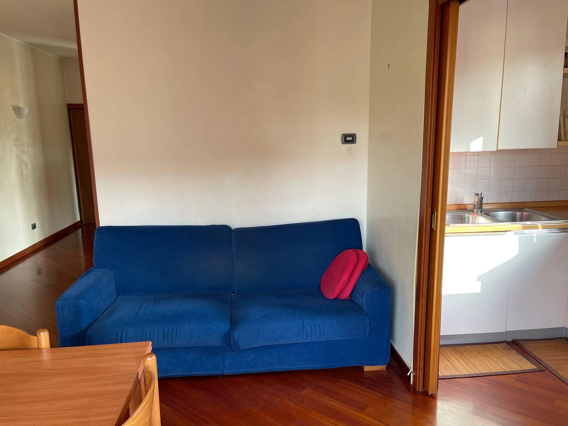soggiorno appartamento vendita Mestre arredato