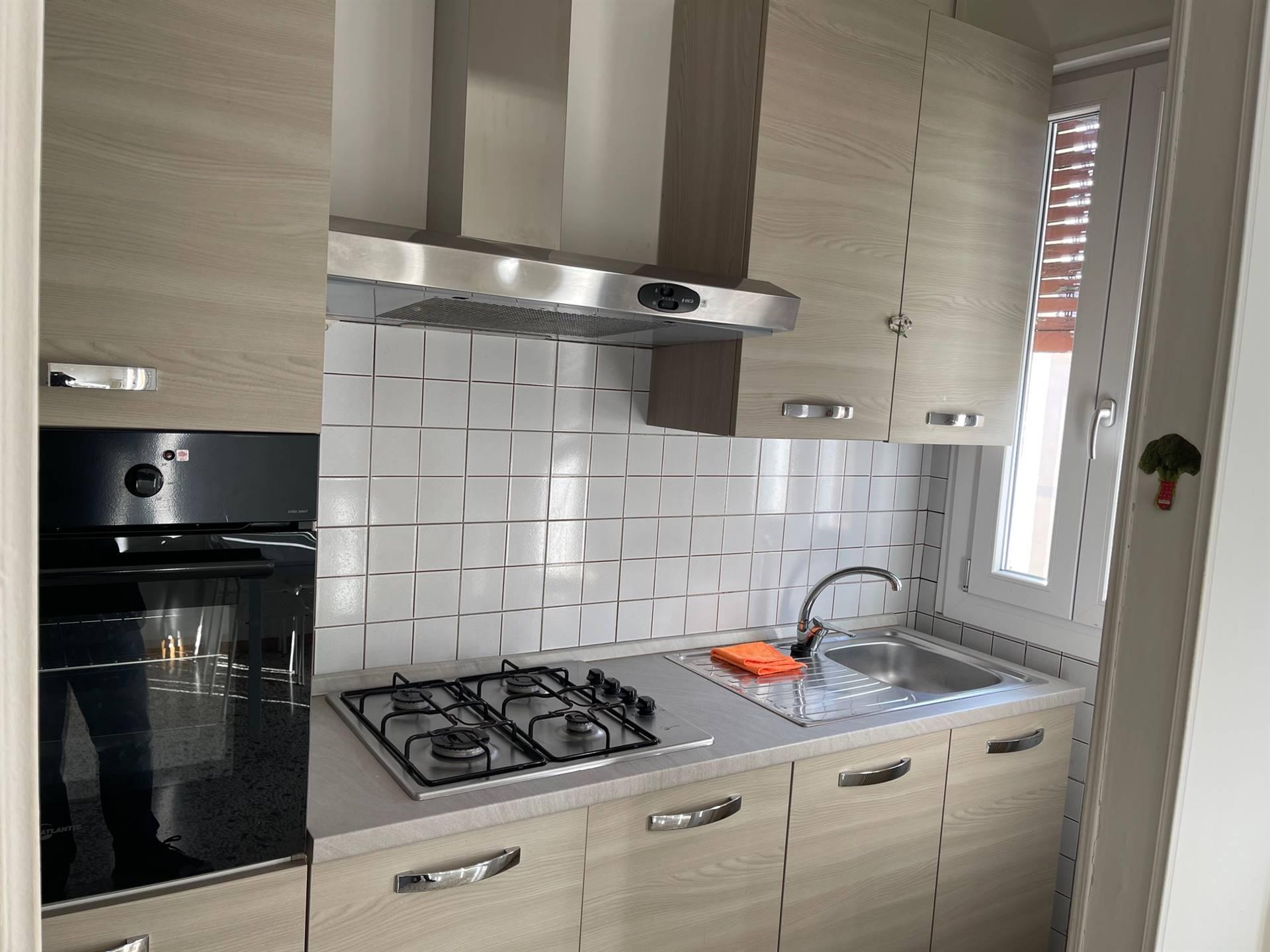 cucina appartamento arredato vendita Mestre