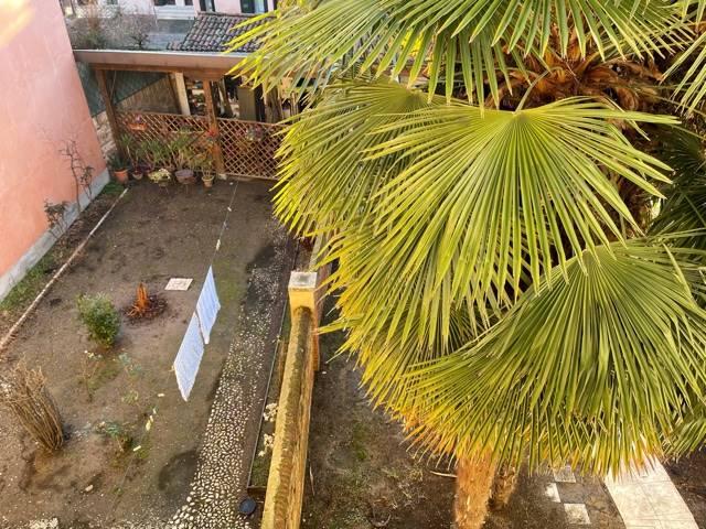 giardino esclusivo porzione affitto Mestre centro