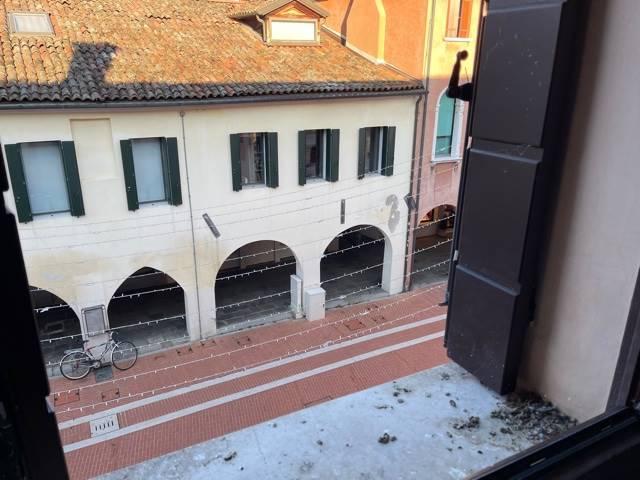 vista in via Palazzo appartamento Mestre