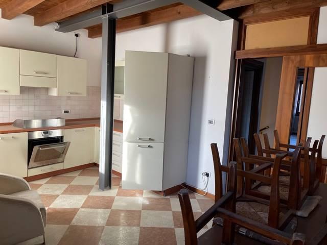 cucina abitabile appartamento indipendente Mestre