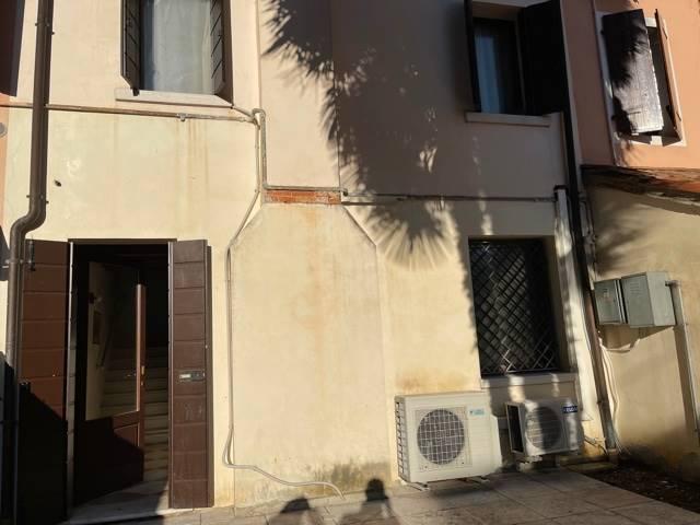 esterno appartamento indipendente Mestre centro