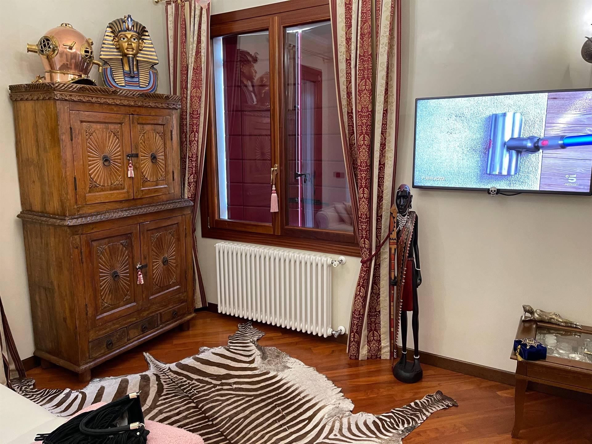 soggiorno porzione restaurata in vendita Mestre