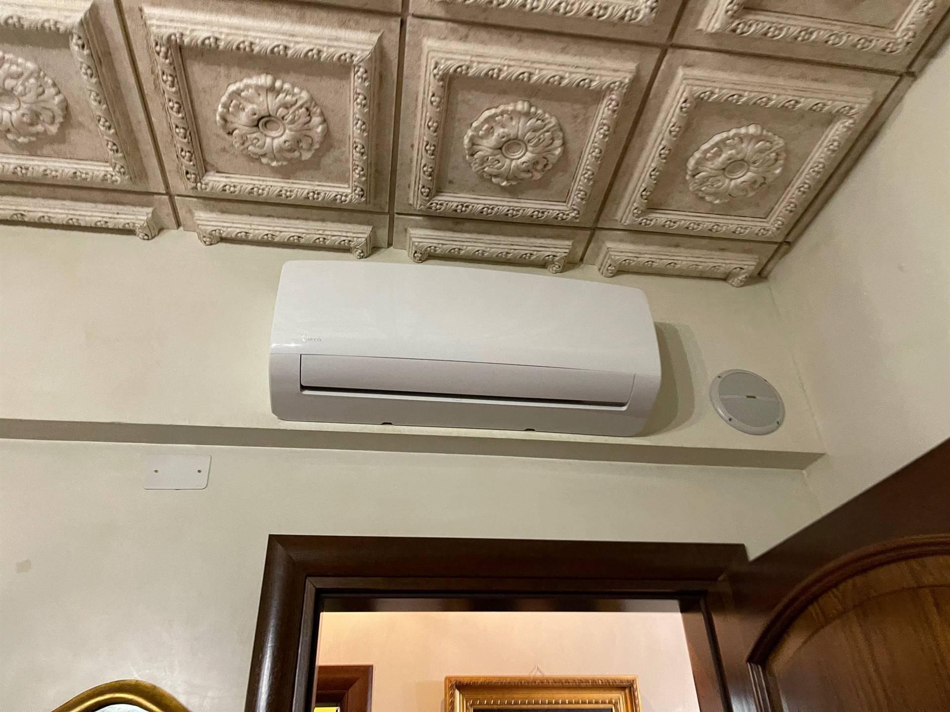 aria condizionata porzione bifamiliare Mestre