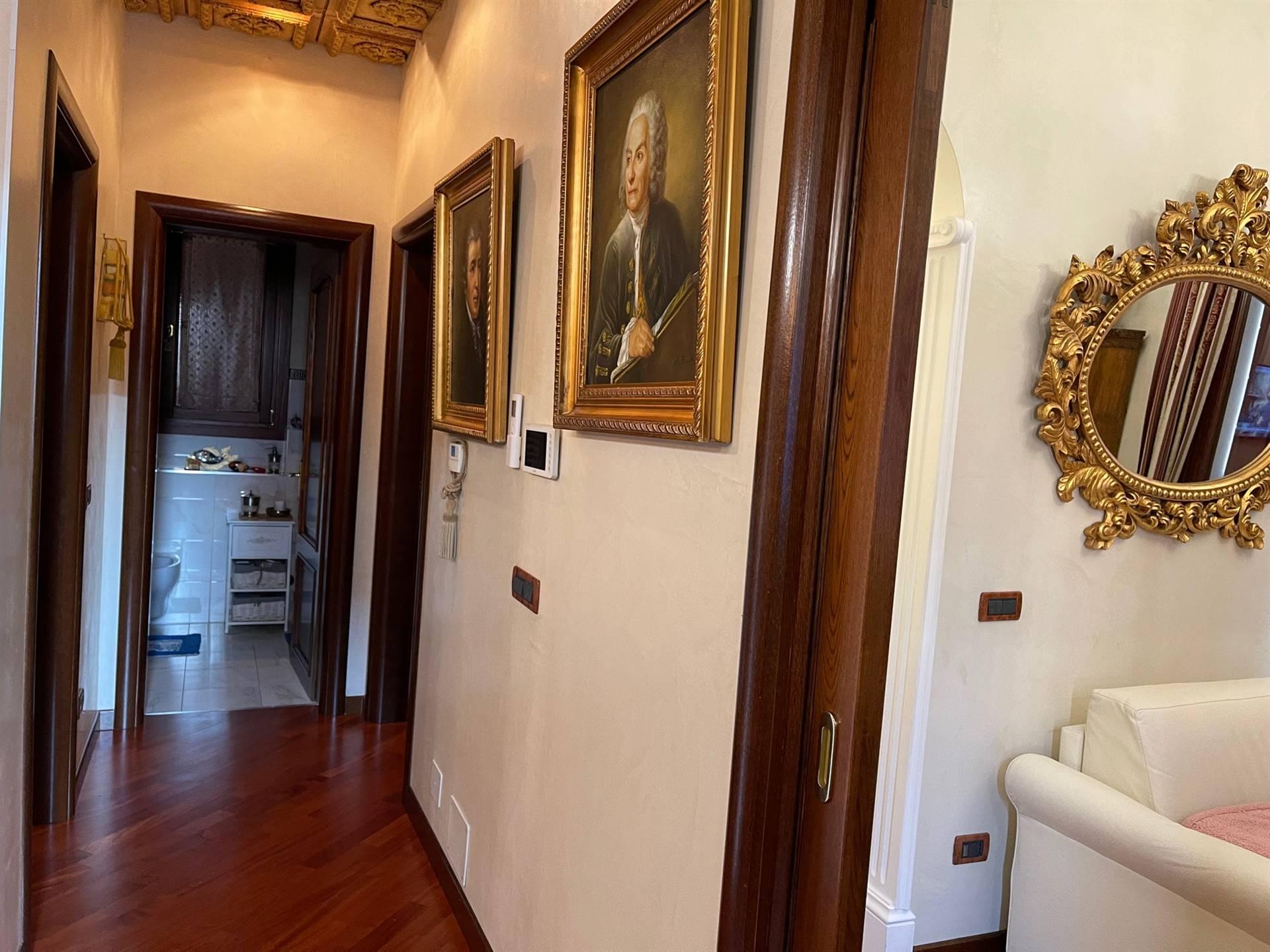 corridoio appartamento Mestre euro 208000