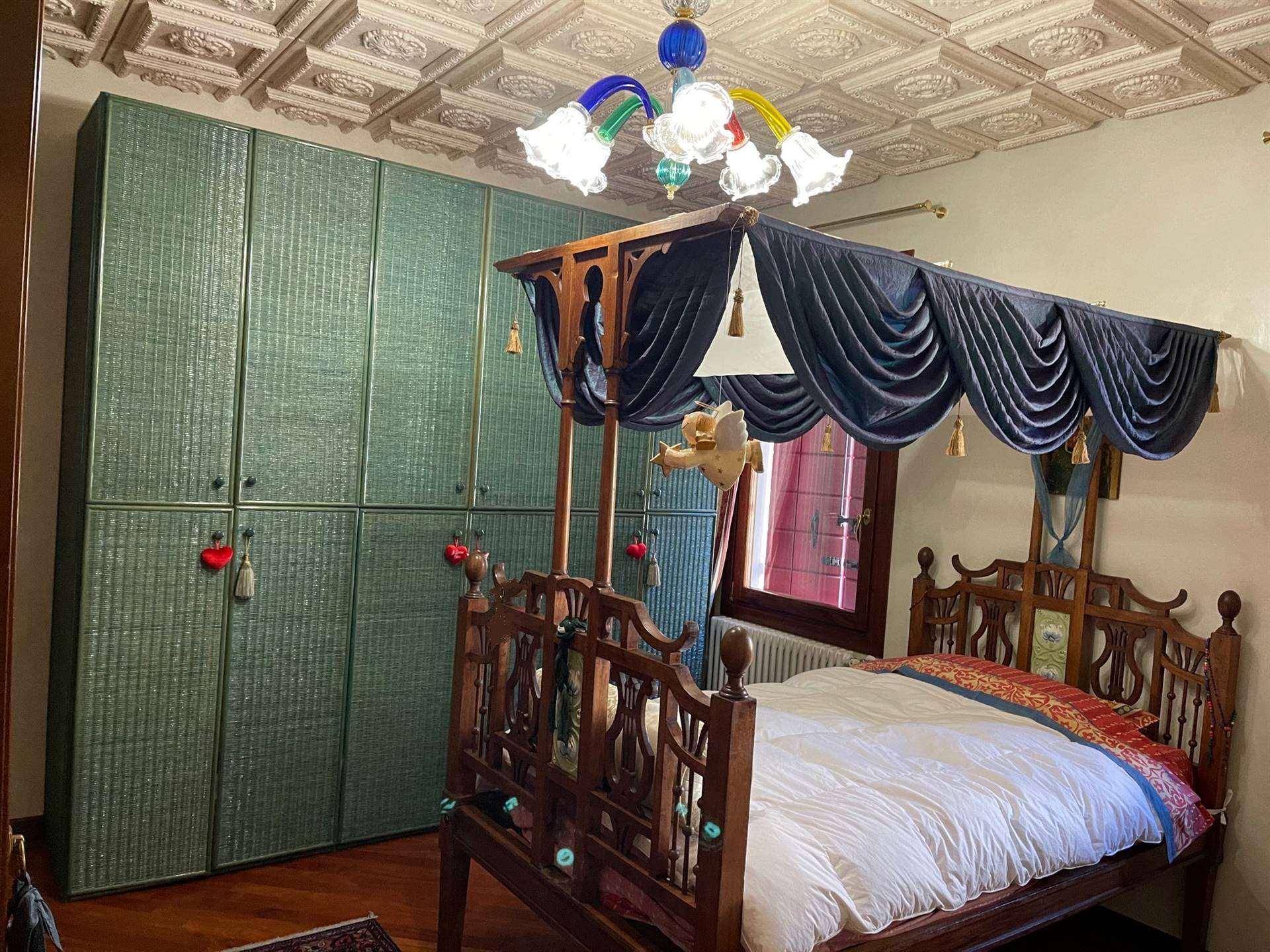 camera appartamento Mestre in vendita restaurato