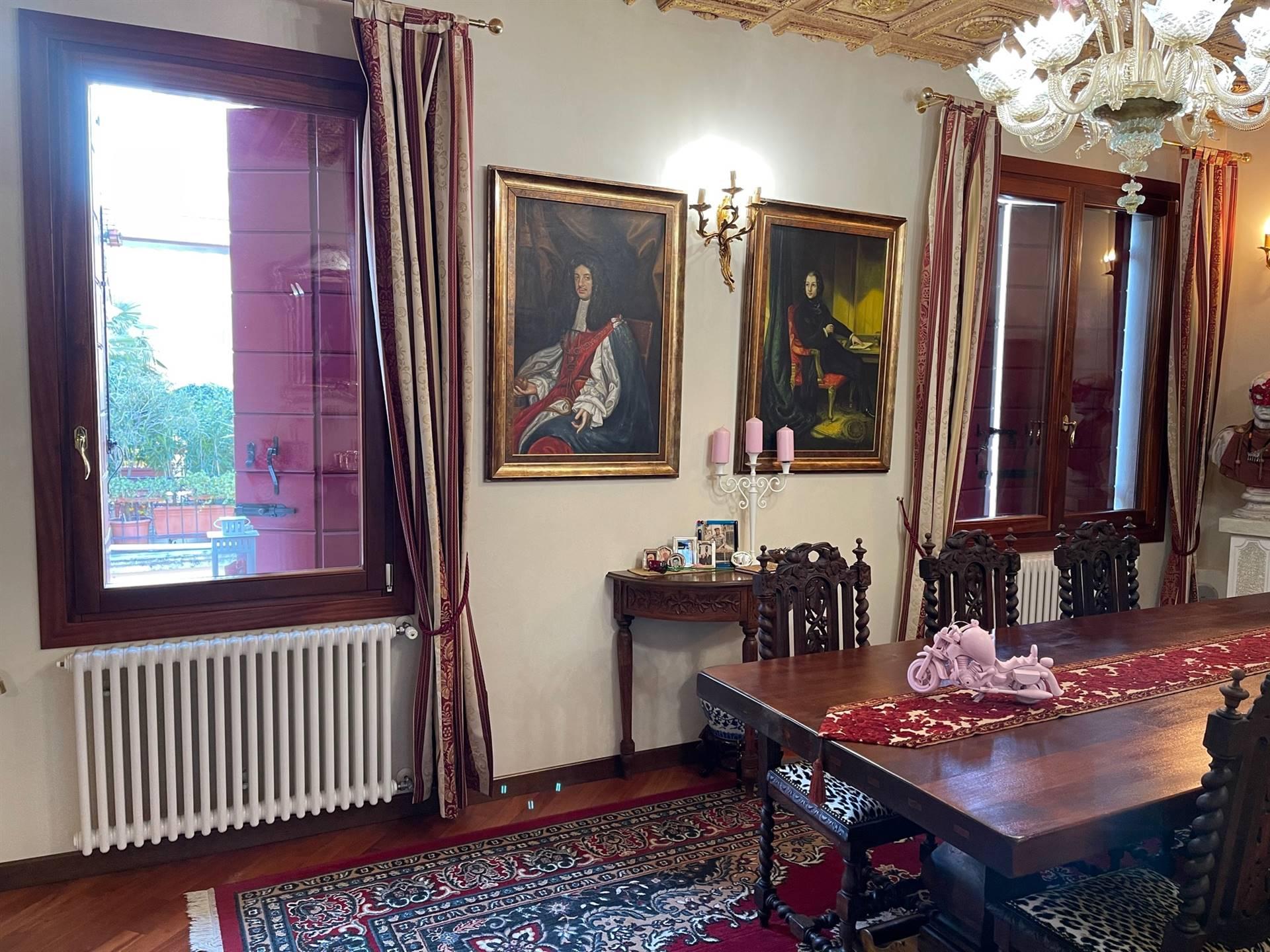 soggiorno immobile Mestre centro Studio C
