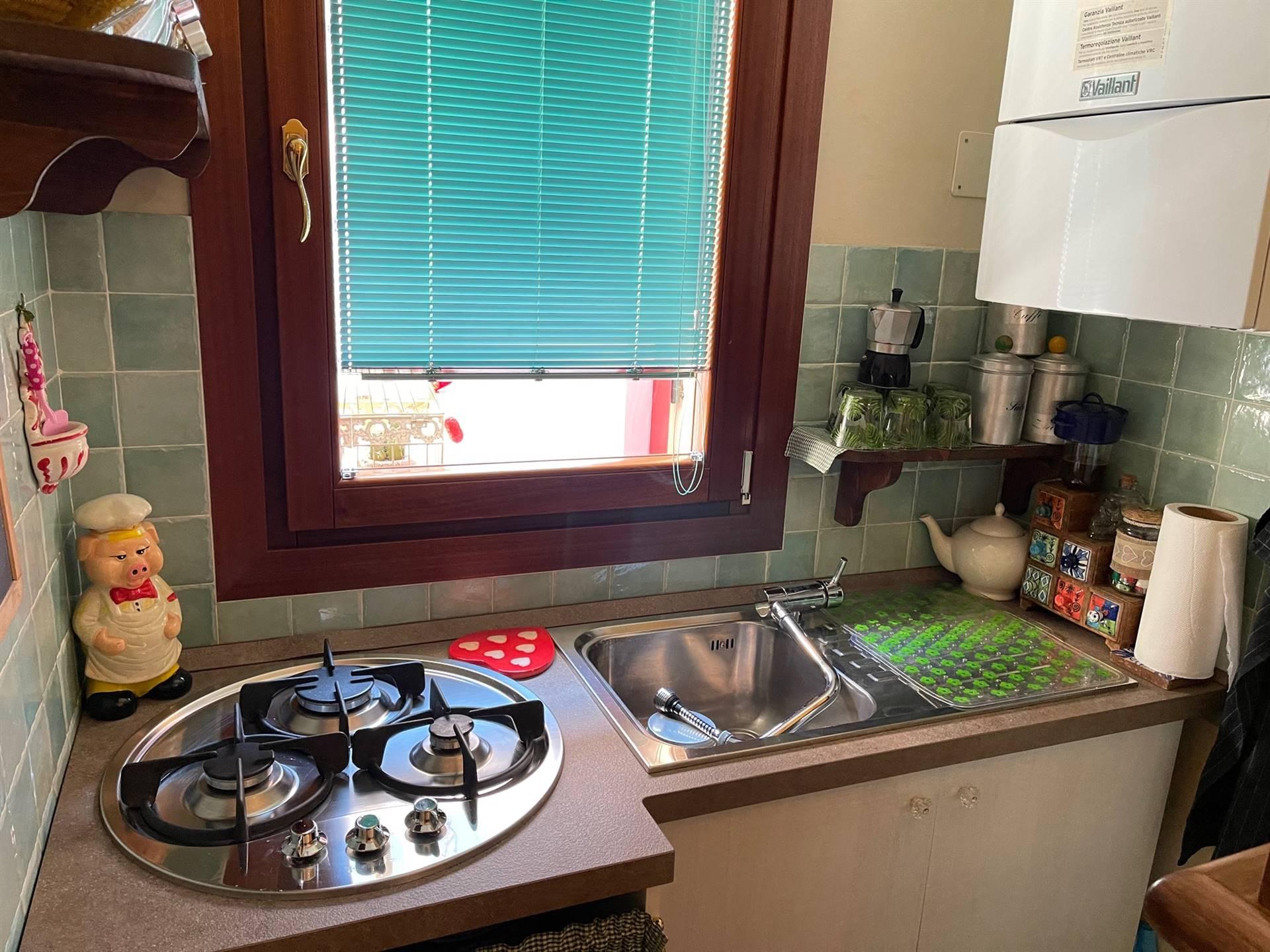 cucina porzione bifamiliare Mestre centro Studio C